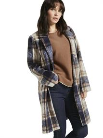 1020585 navy sand cozy check