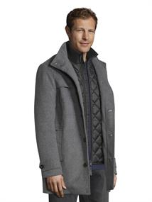 1020703 mid grey wool jacket structure