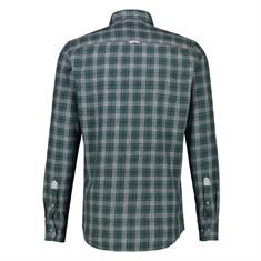 BUTTON DOWN deep forest gre
