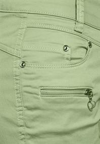 Casual Fit Hose in Inch 28 faded green