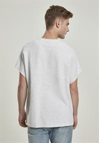 Cut On Sleeve Naps Interlock Tee lightgrey