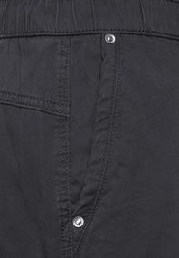 Hose in Loose Fit graphite grey