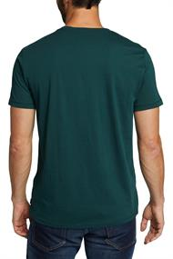 Jersey-Shirt aus 100% Organic Cotton dark green