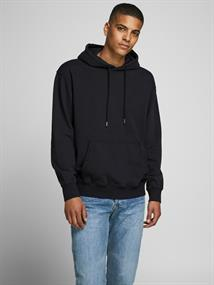 JJEWASHED SWEAT HOOD NOOS black
