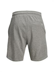 JJI SHARK JJSWEAT SHORT VIY STS light grey melange