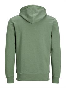 JORLAGUNA SWEAT ZIP HOOD sea spray