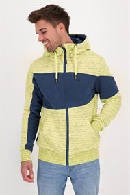 JulianAK Sweatjacket pear