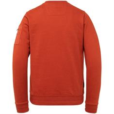 Long Sleeve R Neck Brushed Sweat ketchup