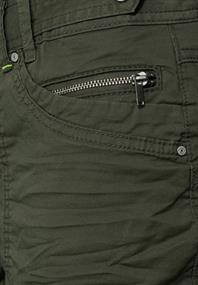 Loose Fit Hose in Inch 22 utility olive