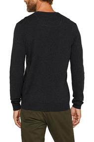 Men Sweaters long sleeve anthracite