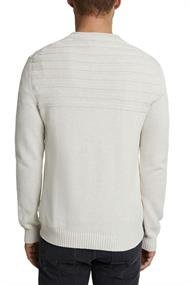 Men Sweaters long sleeve off white