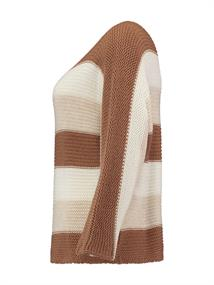 Modell: 3/4 A SK Alina toffee stripe