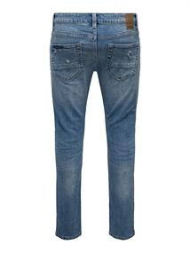 ONSLOOM L BLUE PK 6563 blue denim