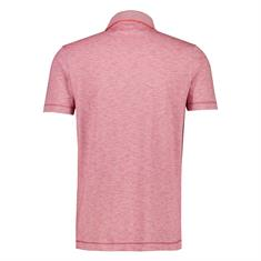 POLO-KNOPF rose hip red