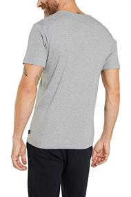 Ripp-Shirt aus Baumwoll-Mix medium grey 5