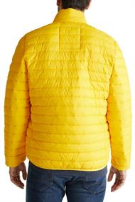Steppjacke mit 3MT ThinsulateT-Füllung yellow
