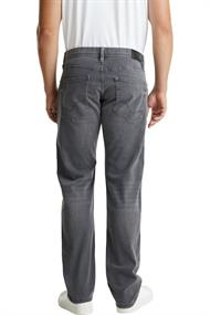 Stretch-Jeans aus Organic Cotton grey medium wash