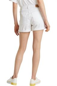 Women Shorts denim shorts white